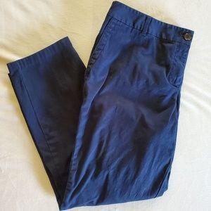 Talbots The Weekender Pants | Navy 10P
